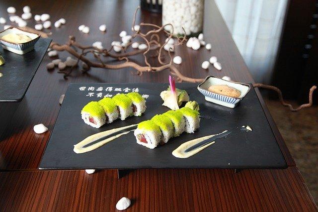 Czym jest sushi?
